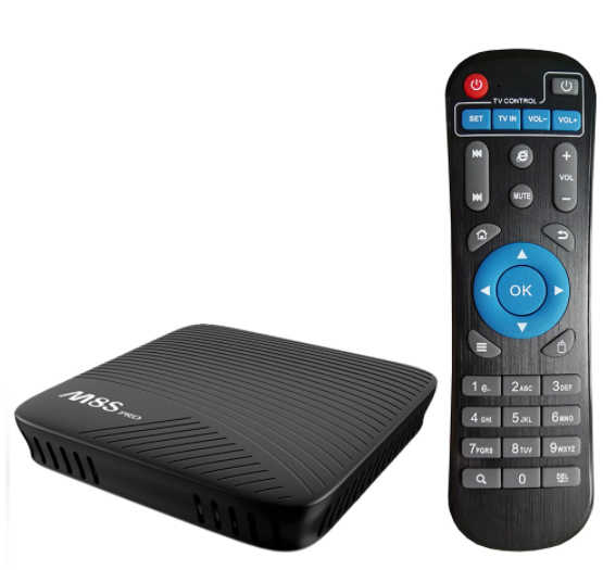 MECOOL KM9 PRO Android 9 0 TV Box Amlogic S905X2 4G DDR4 32G
