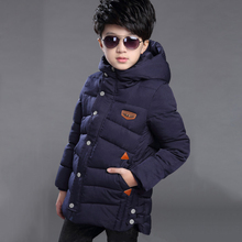Winter Children Jacket and Coat Fashion Hooded Outwear
