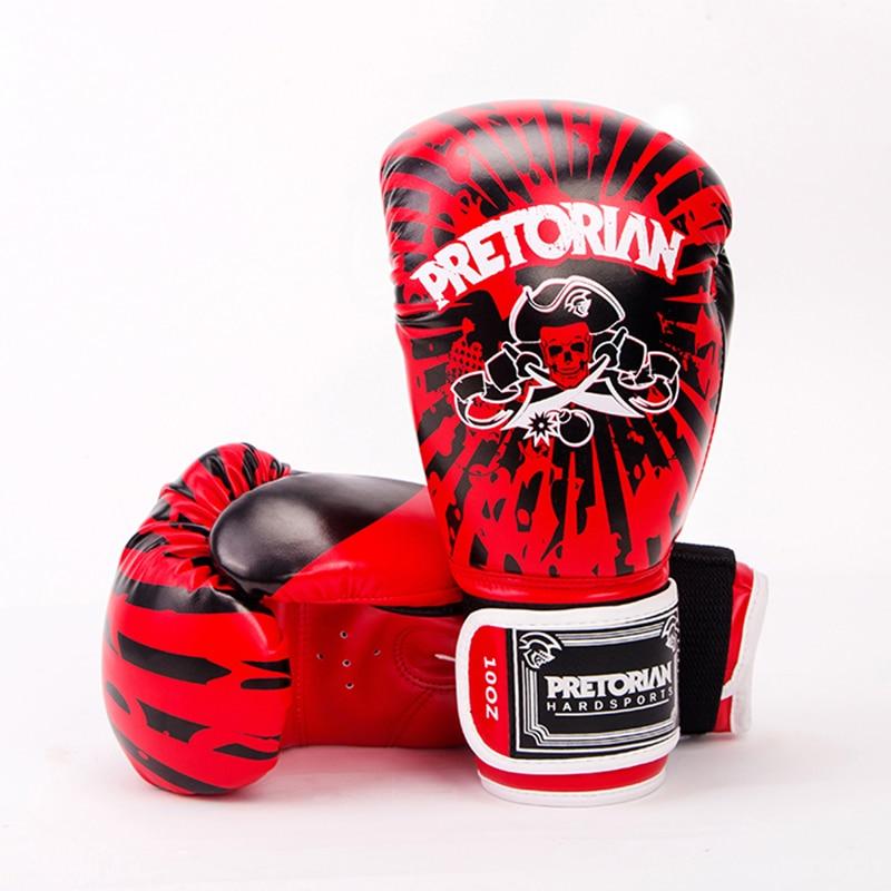 10OZ 12OZ Pretorian Boxningshandskar Muay Thai MMA Fitness Jujitsu - Sportkläder och accessoarer - Foto 4