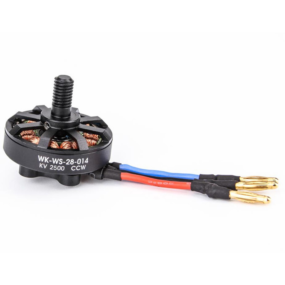 Walkera Runner 250 Spare Parts 2500 KV CCW Brushless Motor (WK-WS-28-014) Runner 250-Z-15 F15887
