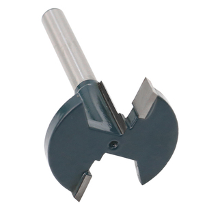 Image 5 - T חריץ כרסום Cutters ידית חריץ חריטת מכונת נגרות ישר אוגן T בצורת חותך 1/4 שוק להב נתב קצת