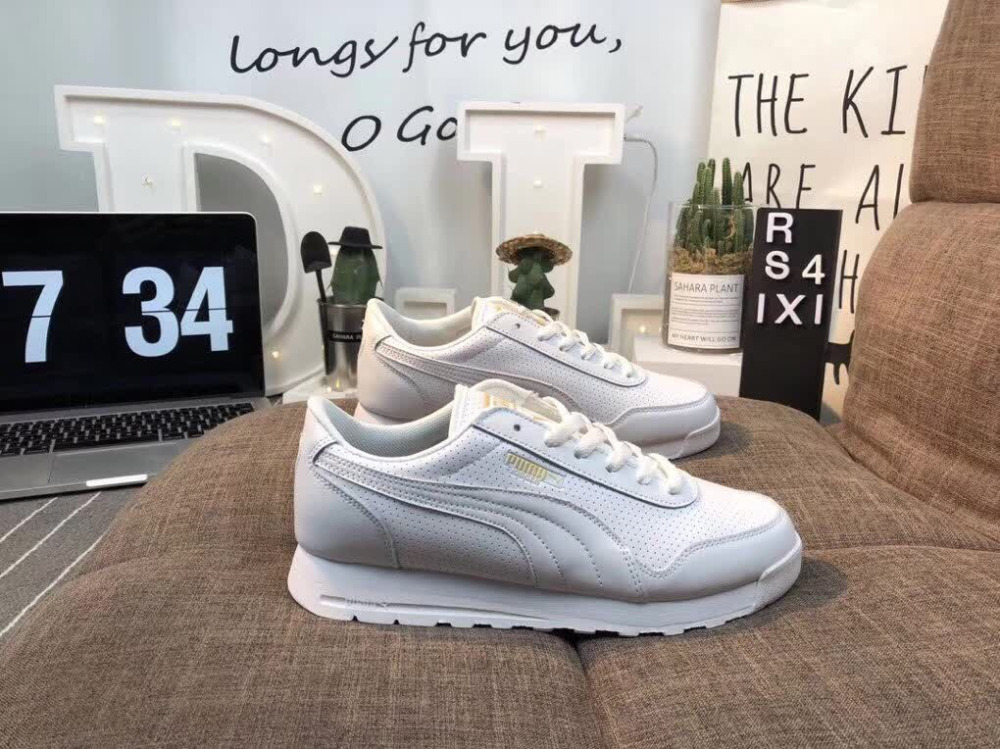 2019 New arrive Puma by Rihanna Suede Creepers men shoes Breathable Badminton Shoes Sneakers size 40-44