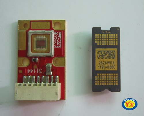 цена на Replacement Projector DMD CHIP 1191-403BC Fit To Many Projectors, 1191-403BC Projector DMD CHIP