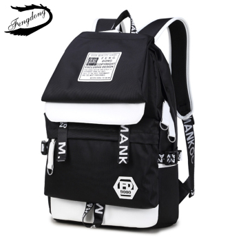 Fashion Backpack Male Female Laptop Shoulder Bag Best Travel Backpack For Men Women