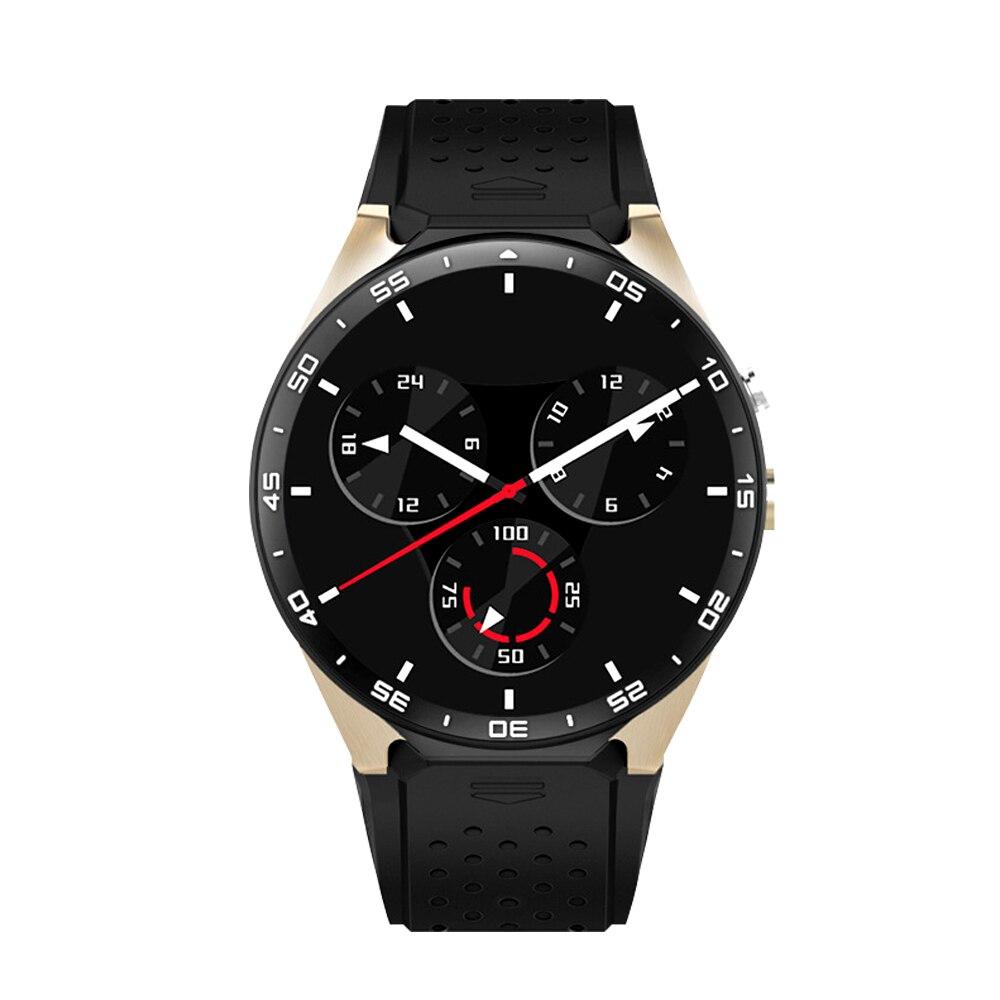 Kaimorui montre intelligente podomètre moniteur de sommeil soutien Smartwatch avec fréquence cardiaque Bluetooth pour IOS et Android montres intelligentes