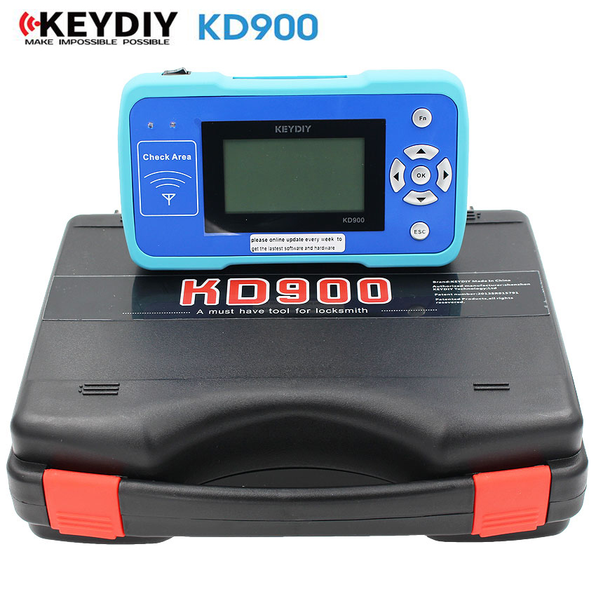 2018 Original KD900 Remote Maker the Best Tool for Remote Control World Update Online auto key