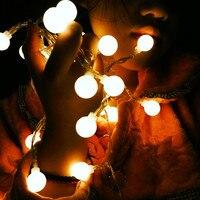 ÍCH DƯƠNG 10 M 100 LED Dây DẪN 110 V 220 V Nhiều Màu Bóng Chuỗi Lights Đảng và Các Sự Kiện Cưới Giáng Sinh vòng hoa Đèn Kỳ Ngh