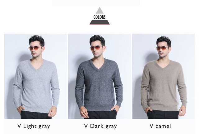 Sales Promotion Winter New Brand Men's High O Neck 100 Mink Cashmere Sweater Half Turtleneck Pullover man christmas masculina 41