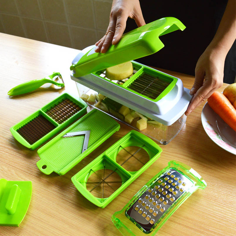 Multifunction Kitchen Tools Vegetable Fruit Peeler Grater Potato Carrot Shredder Slicer Cutter Cooking Accessories EKB004