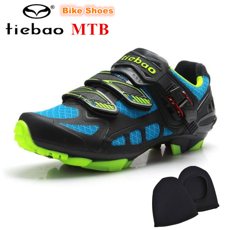 Tiebao Cycling Shoes Men sapatilha ciclismo Bicycle Shoes Athletic Self-locking Zapatillas Ciclismo Sneakers Mountain Bike Shoes tiebao black road bike shoes ultralight bicycle road shoes men cycling shoes self locking sport shoes zapatillas ciclismo