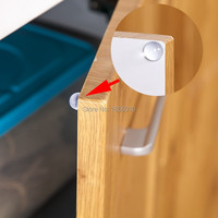 High quality 100 pcs self adhesive rubber silicone feet clear semicircle bumpers door cabinet drawers buffer.jpg 200x200
