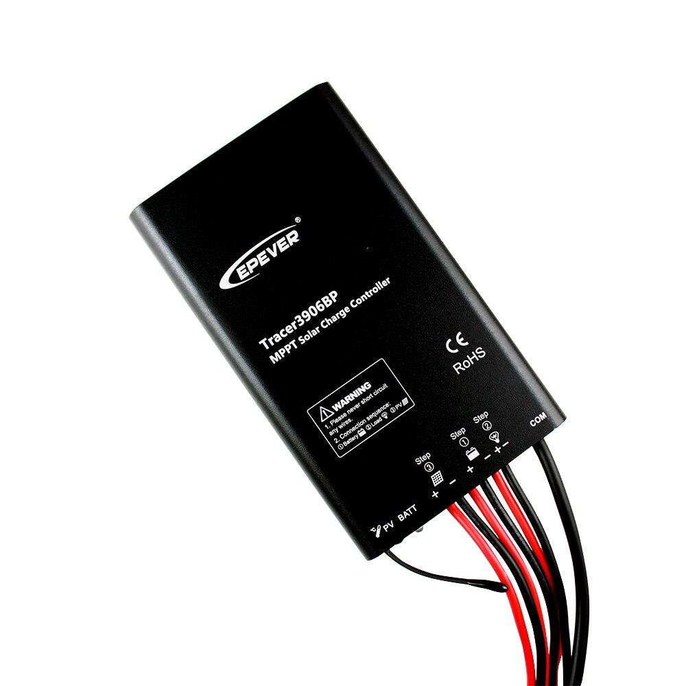 12 v regulador mppt tracer3906bp epever 15a 15 ampères epsolar novos produtos de chegada usb conectar cabo de computador controlador de bateria solar - 4