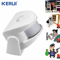 Kerui M5 Wireless Door Bell Infrared 8m Welcome Guest Alarm Chime Motion Sensor Detector With 32