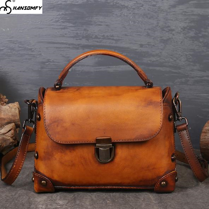 2018 Original new first layer leather Women handbags color leather multi-function womens small square shoulder messenger Bags2018 Original new first layer leather Women handbags color leather multi-function womens small square shoulder messenger Bags