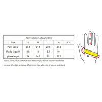Genuine Leather Gloves Touchscreen 5