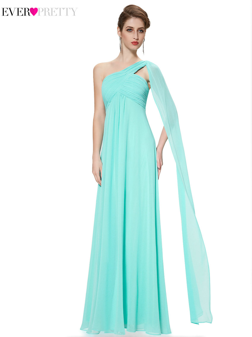 Clearance Sale] Long Bridesmaid Dresses Ever Pretty HE09816 A Line ...