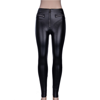 Casual High Waist Workout Leggings 1