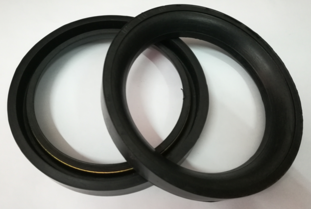 J Type wihtwithout Skeleton Oil Seal Gasket with Spring NBR 450*500*25460*510*25 mm