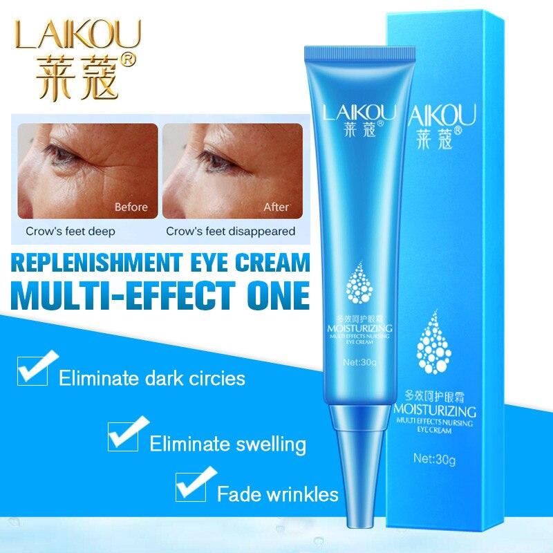 Moistuizer Gel Crema Per Gli Occhi per le Occhiaie, gonfiore, rughe e Borse Più Efficace Anti-Aging Eye Gel per Sotto Gli Occhi LAIKOU