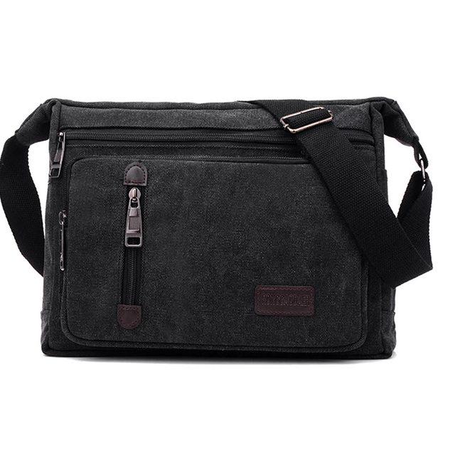 da1187b154 Men Bags Vinatge Canvas Messenger Bags 2017 Designer Brand Men s ...