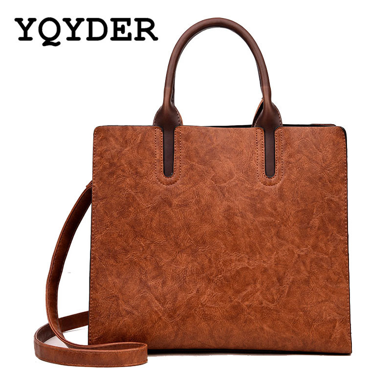 Spanish Brand Leather Handbags Women Luxury Casual Women Totes Bag Sac A Main Designer Big Shoulder Bag Ladies Bolsos Mujer