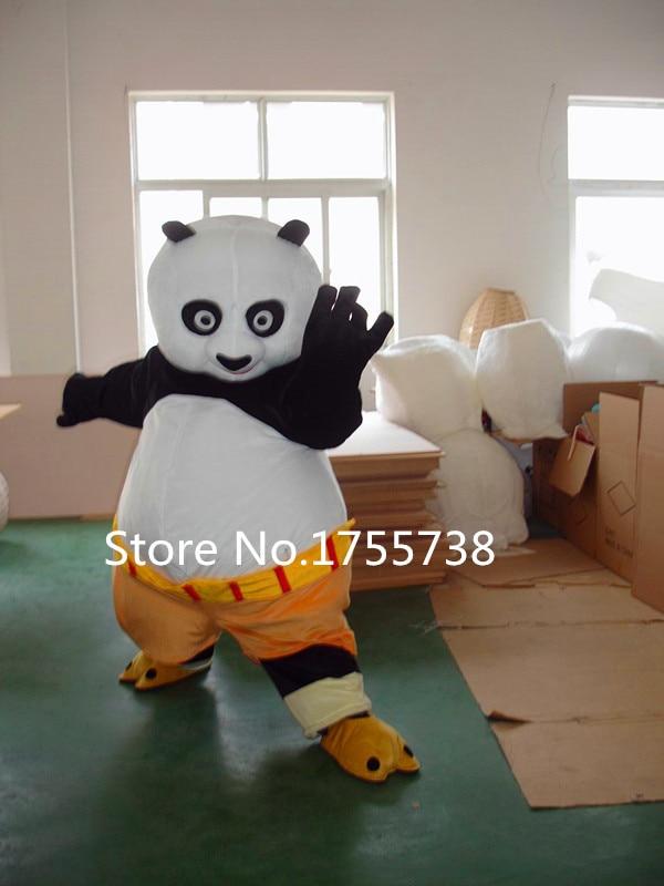 Մեծահասակների չափ Kungfu panda թալիսման - Կարնավալային հագուստները - Լուսանկար 3