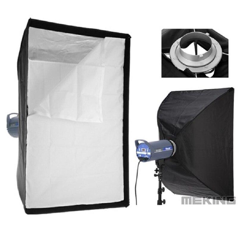 """Meking Фотостудия Освещение софтбокс 80 см x 120 см/31,"""" x 47,2"""" с креплением Bowens Быстрая настройка софтбокс аксессуары для фотосъемки"""