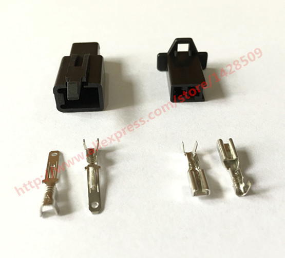 20 Set 2 Pin Female Male PA66 Wire Harness Sumitomo Minibus Motorcycle Electrombile Household Connector Power 20 set 2 pin female male pa66 wire harness sumitomo minibus Automotive Electrical Harness Connectors at aneh.co