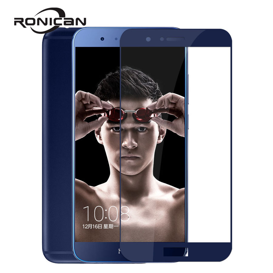 Honor 8 Pro Glass Tempered Huawei Honor V9 Screen Protector Full Cover 5.7