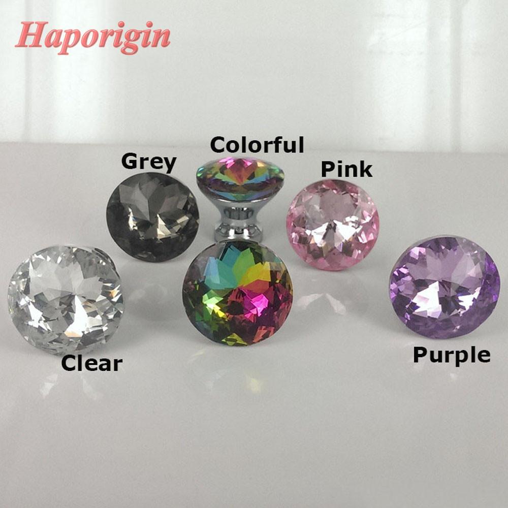 crystal cabinet drawer knobs 6