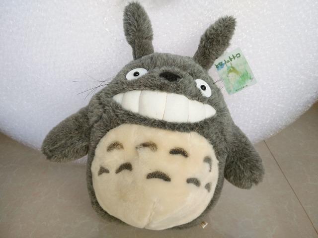Studio Ghibli My Neighbor Totoro – 6 Pieces Plush Bundle Set