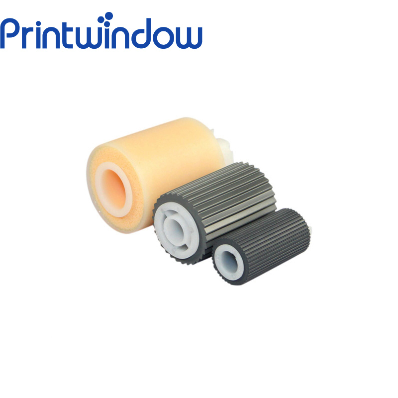 Printwindow  3X/Set Paper Pickup Roller for Canon iR ADVANCE C7065 C7260 C7270 C9065PRO C9075PRO C9270PRO C9280PRO 5 sets irc6800 pickup roller for canon irc 5800 5870 6800 pick up roller fc5 2526 000 fc5 2524 000 fc5 2528 irc5870 irc5800