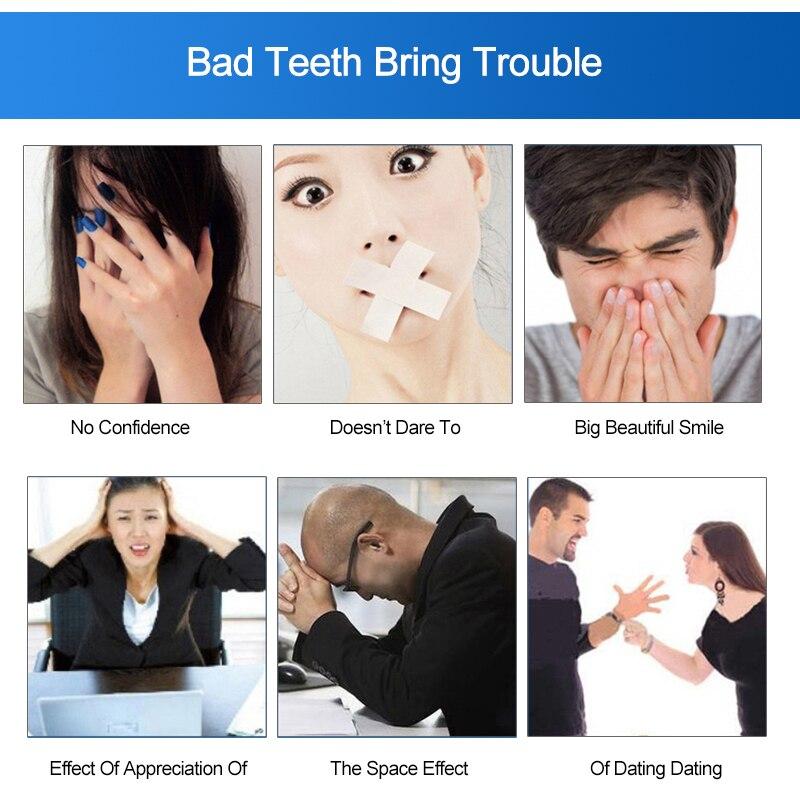 false teeth dating