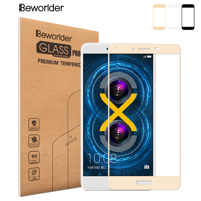 Beworlder Full Cover For Huawei Honor 6X Glass Huawei Mate9 Lite Screen Protector Tempered Glass Film For Huawei GR5 2017Beworlder Full Cover For Huawei Honor 6X Glass Huawei Mate9 Lite Screen Protector Tempered Glass Film For Huawei GR5 2017