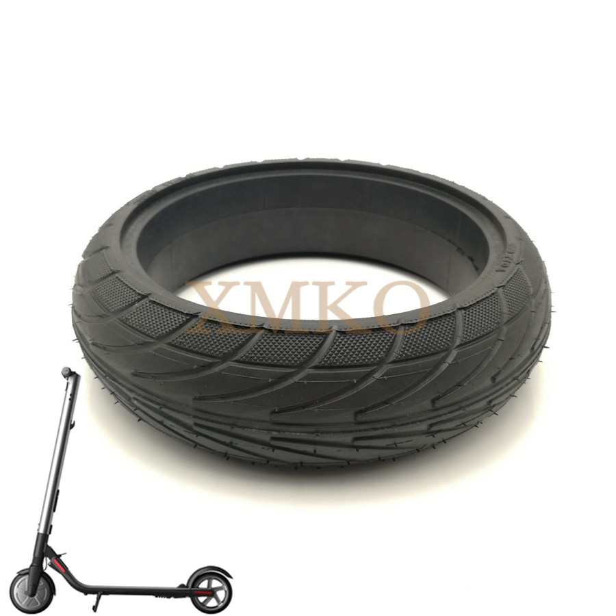 NEW 8-Inch 200x50 Solid Tire For Xiaomi Ninebot Segway ES1 ES2 ES4  Electric Scooter Wheel Tyre Explosion-Proof Tubeless Tire