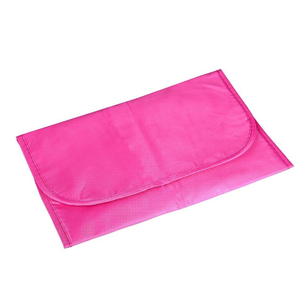Mommore Printed Bolsa de pañales de Fllower Dot Bolsa de pañales - Pañales y entrenamiento para ir al baño - foto 5