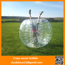 inflatable bumper ball game