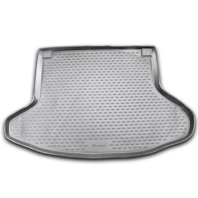 Garniture de couvercle de coffre arrière Mat pour TOYOTA Prius 2004-2010 (polyuréthane)