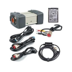 Image 1 - Goede Kwaliteit Mb Star C3 Multiplexer Volledige Kabels Voor Auto S En Vrachtwagens Diagnose Interface Met Software Hdd