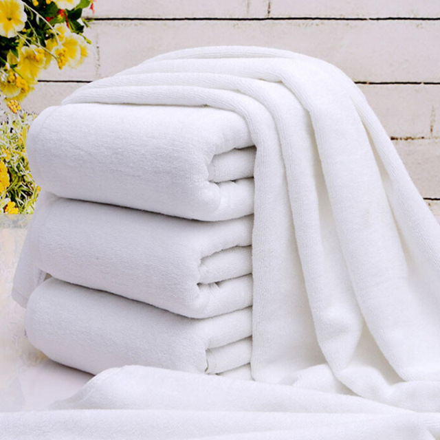 with online x ultimate blue bath towel igetfit white trim towels bathroom