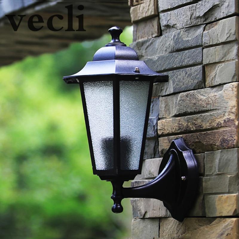 Vecli lights, garden landscape