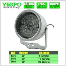 48 LED illuminator Light CCTV IR Infrared Night Vision For Surveillance Camera Brand New From Factory