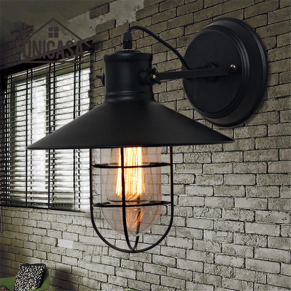 Vintage Vnitřní nástěnná světla Kuchyně Island Bar - Vnitřní osvětlení