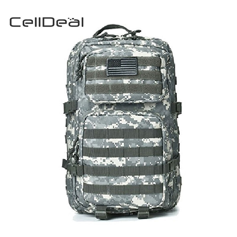 CellDeal Backpack Men and Women Multi-function Large-capacity Travel Bag Mountaineering Bag Suitable Travel Bags backpack large capacity 50 l travel bag computer bag mountaineering bag military men women multifunctional high grade bag