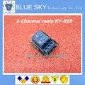 10 pçs/lote 1 Channel 5 V módulo de relé 1-Channel realy KY-019