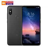 Global Version Xiaomi Redmi Note 6 Pro 4GB 64GB Snapdragon636 Octa Core 6.26 Full Screen Cellphone Dual AI Camera Metal Body CE