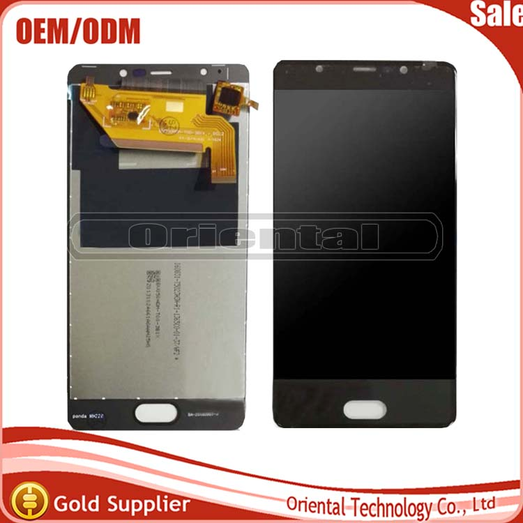 U Feel Prime LCD Display+Touch Screen Digitizer 100% Tested LCD Screen Glass Panel For Wiko UFeel Prime free shipping