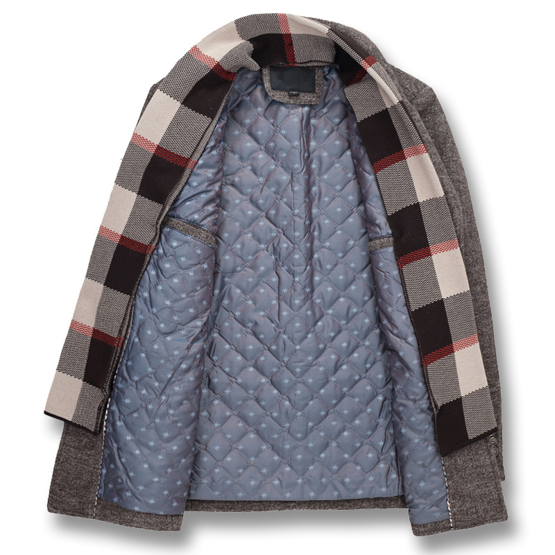 Winter Thick Cotton Wool Coat 2