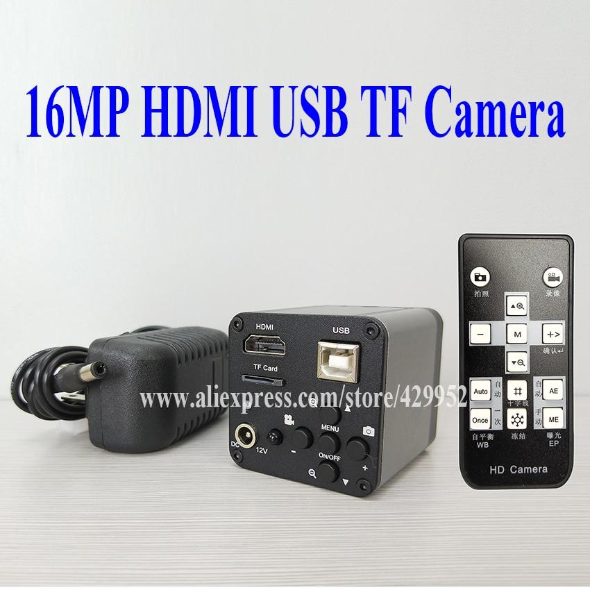 efix 16MP HDMI USB TF Card HD CMOS Digital Industry Video Microscope Video Camera Accessories Parts Soldering Tools Kitsefix 16MP HDMI USB TF Card HD CMOS Digital Industry Video Microscope Video Camera Accessories Parts Soldering Tools Kits