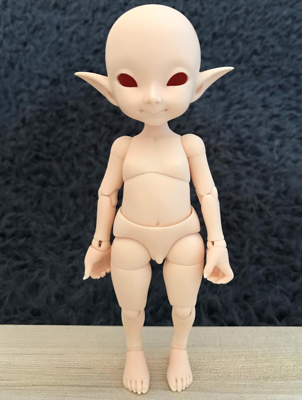 1 7 BJD Doll pupu